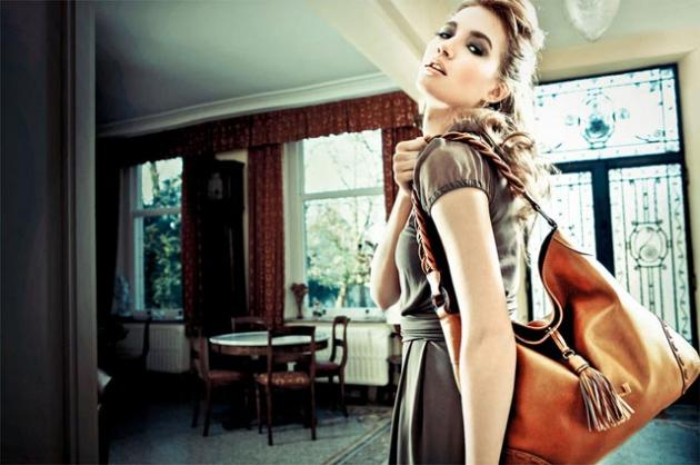 Handbags in fashion